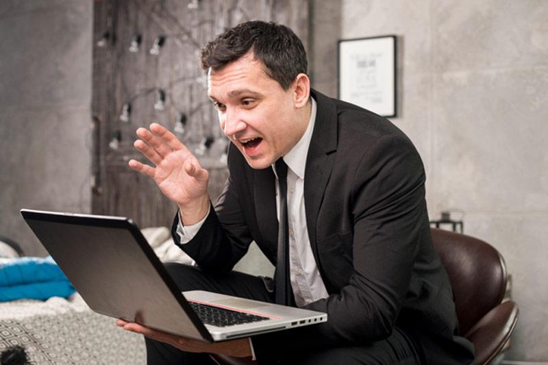 دورکاری، جلسات کاری را بهتر برگزار کنیم،ارائه آنلاین
