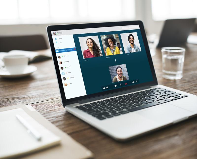 برگزاری وب کنفرانس، ویدیو کنفرانس مجازی، پرزنت از راه دور
