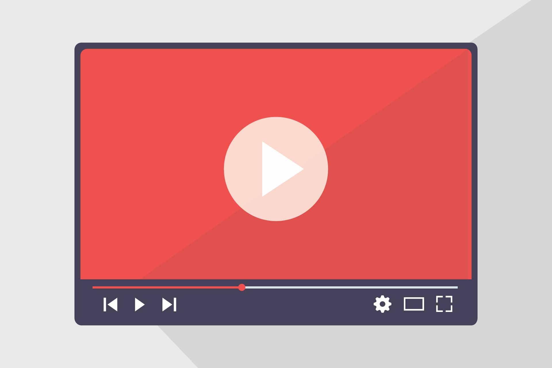 چگونه ویدیو در پاورپوینت بگذاریم؟