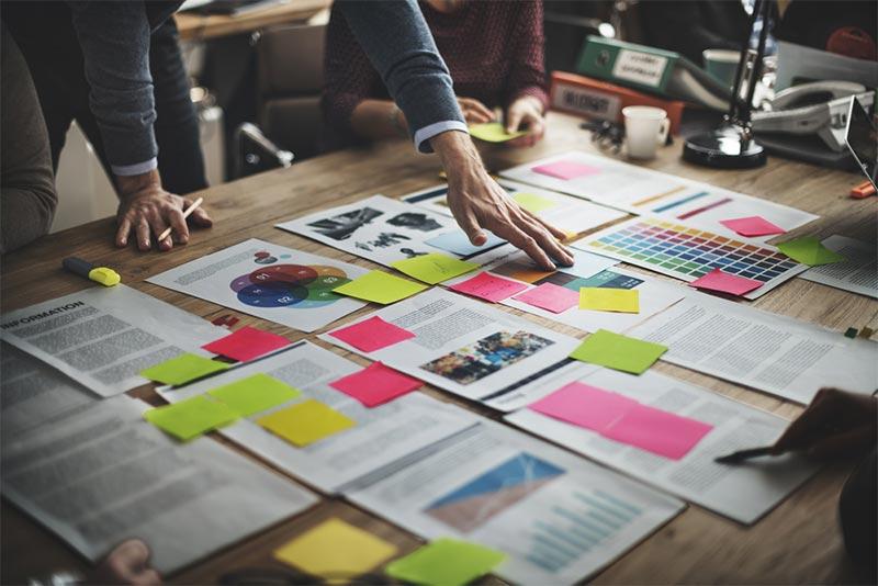 تولید-محتوای-فضای-مجازی، طراحی-ارائه- مختصر و مفید