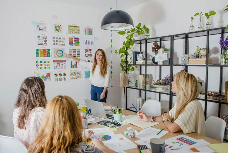 طراحی ارائه، 11 ایده برای طراحی پرزنتیشن حرفهای