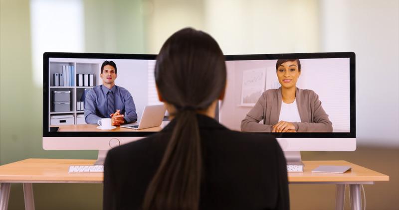 جلسه-کاری-آنلاین، ارائه-با-وب کنفرانس