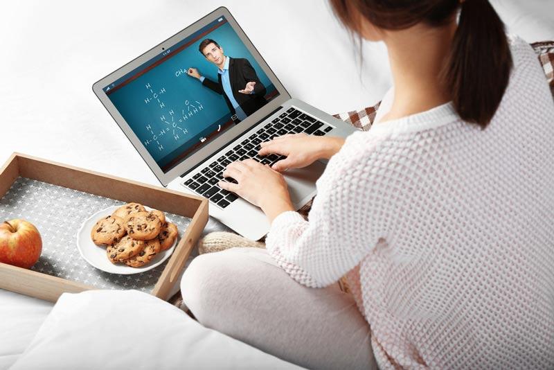 پرزنت- از- راه- دور، ارائه-آموزشی-آنلاین،برگزاری-کلاس-مجازی،