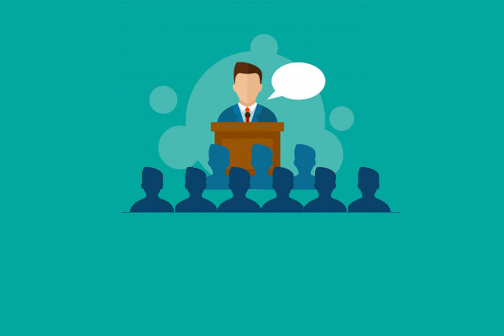 چطور برای یک سخنرانی موفق آماده شوید؟