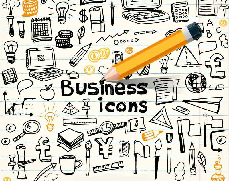 پرزی-Doodles-طراحی-ارائه-با-پرزی