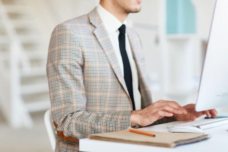 انصراف از طراحی پاورپوینت- نوشتن نامه به مشتری