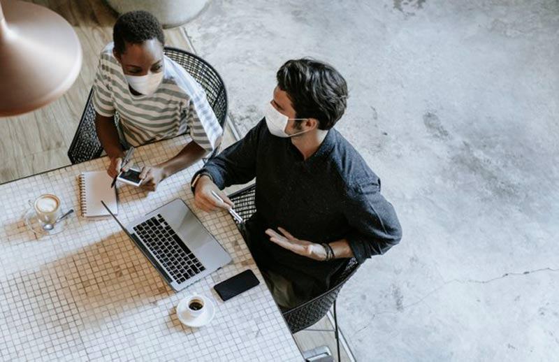 برگزاری ارائه آنلاین یا حضوری