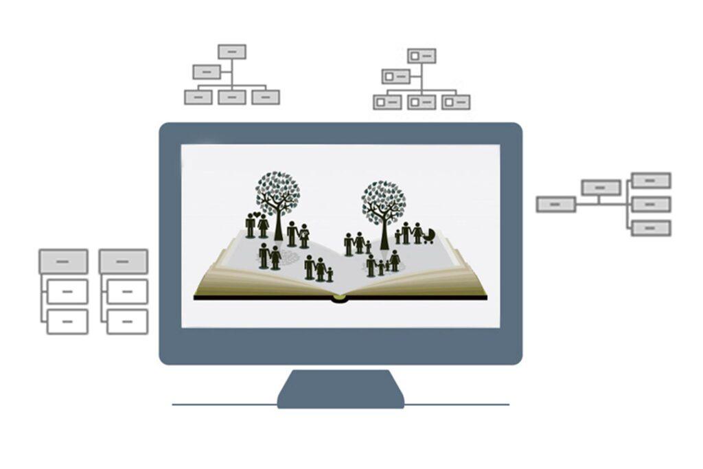 آموزش طراحی نمودار درختی در پاورپوینت