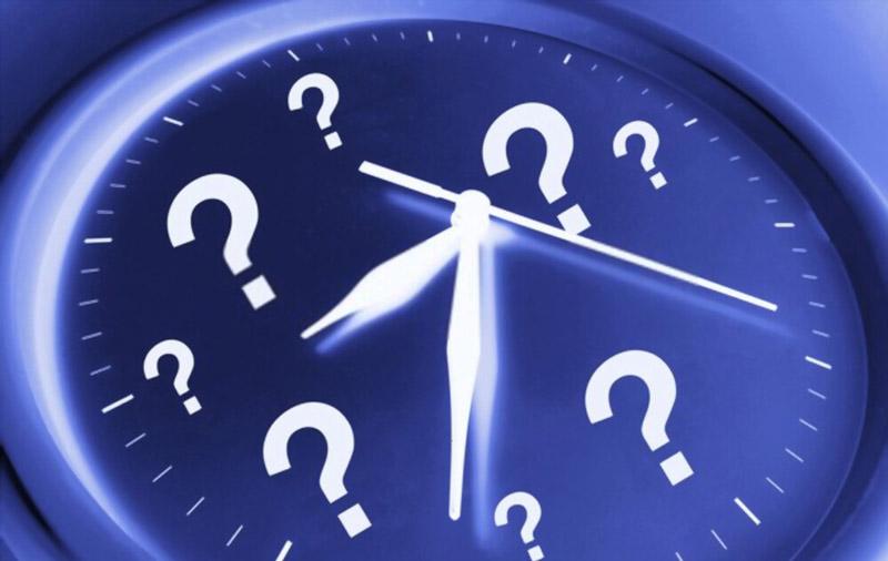 زمان پرسش و پاسخ با مخاطب ارائه
