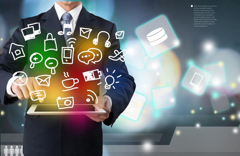 تولید محتوا برای شبکه اجتماعی